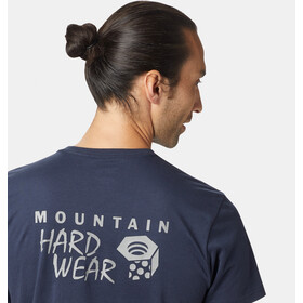 Mountain Hardwear Hardwear SS T-Shirt Herr dark zinc